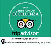 riconoscimento trip advisor
